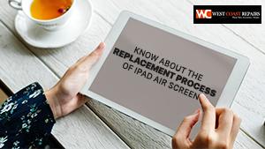 iPad Air Screen
