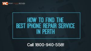 Choosing the Best iPhone Repair Service in Perth