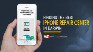 What Makes Westcoast Repair the Best iPhone Repair Center in Darwin