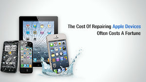 The Cost Of Repairing Apple Devices Often Costs A Fortune